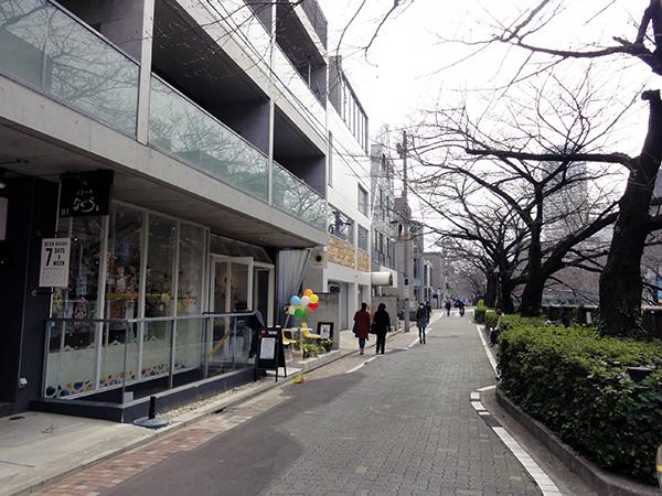 クレッセント目黒青葉台6